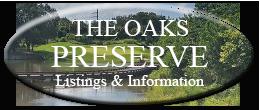 The Oaks Preserve Button