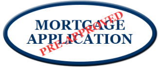 Pre-Approved Mortgage Button